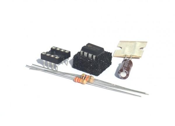 DC-Verstärker 0-3V auf 0-10V