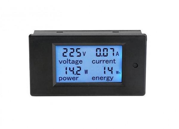 LCD Einbau-Multimeter