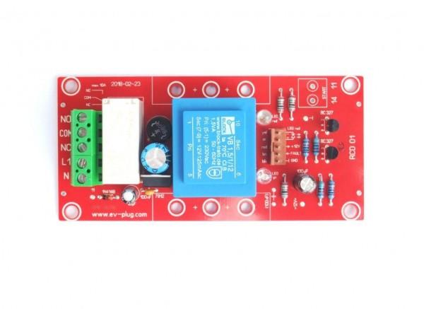 Fehlerstromschutzschalter elektronisch, allstromsensitiv (RCD)