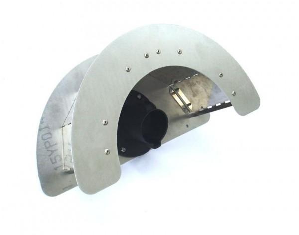 Kabelhalter mit Typ 1 Steckerhalter