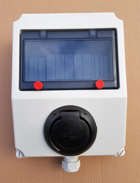 Wandladestation B1510 Basisausstattung 15A / 400V / 10350W