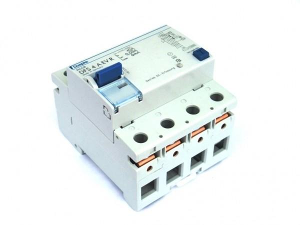 Fehlerstromschutzschalter DFS 4 AEV R (Neutralleiter rechts)