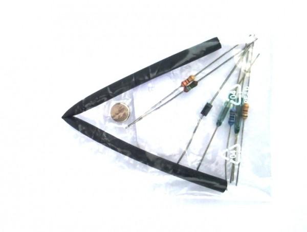 CP Innenbeschaltungskit für Typ 2 Stecker